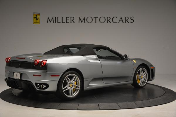 Used 2009 Ferrari F430 Spider F1 for sale Sold at Aston Martin of Greenwich in Greenwich CT 06830 20