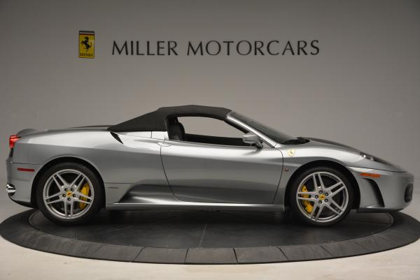 Used 2009 Ferrari F430 Spider F1 for sale Sold at Aston Martin of Greenwich in Greenwich CT 06830 21