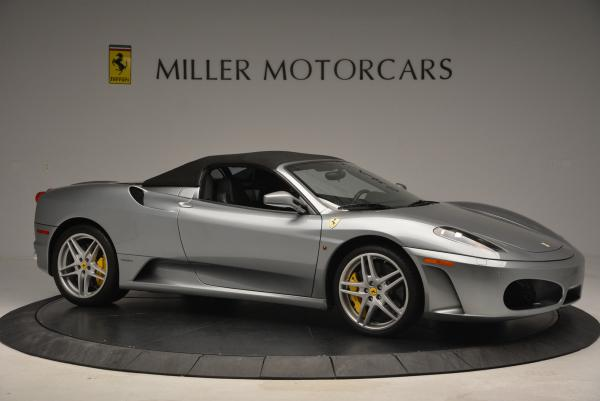 Used 2009 Ferrari F430 Spider F1 for sale Sold at Aston Martin of Greenwich in Greenwich CT 06830 22