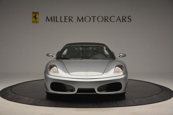 Used 2009 Ferrari F430 Spider F1 for sale Sold at Aston Martin of Greenwich in Greenwich CT 06830 24