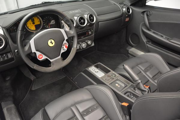Used 2009 Ferrari F430 Spider F1 for sale Sold at Aston Martin of Greenwich in Greenwich CT 06830 28