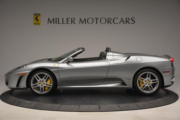 Used 2009 Ferrari F430 Spider F1 for sale Sold at Aston Martin of Greenwich in Greenwich CT 06830 3