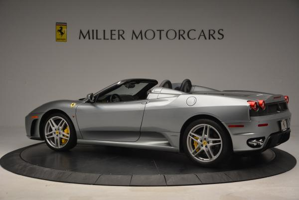 Used 2009 Ferrari F430 Spider F1 for sale Sold at Aston Martin of Greenwich in Greenwich CT 06830 4