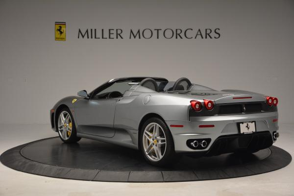 Used 2009 Ferrari F430 Spider F1 for sale Sold at Aston Martin of Greenwich in Greenwich CT 06830 5