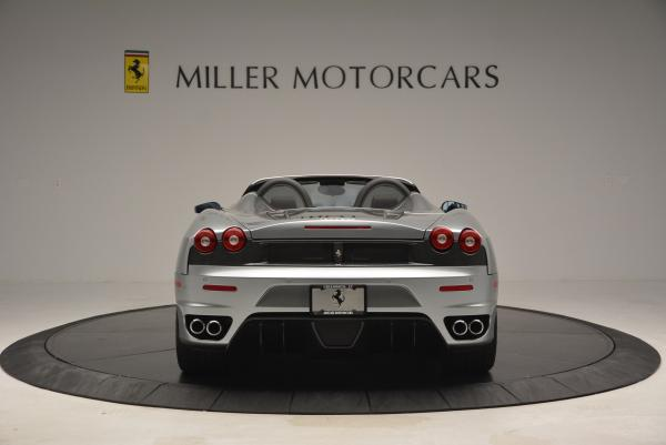 Used 2009 Ferrari F430 Spider F1 for sale Sold at Aston Martin of Greenwich in Greenwich CT 06830 6