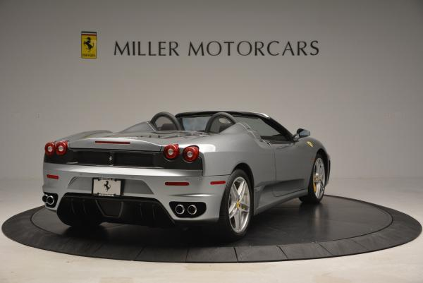 Used 2009 Ferrari F430 Spider F1 for sale Sold at Aston Martin of Greenwich in Greenwich CT 06830 7