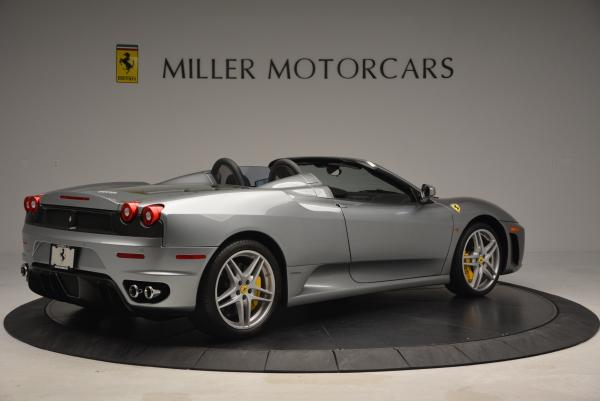 Used 2009 Ferrari F430 Spider F1 for sale Sold at Aston Martin of Greenwich in Greenwich CT 06830 8