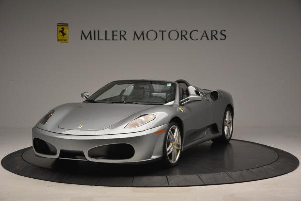 Used 2009 Ferrari F430 Spider F1 for sale Sold at Aston Martin of Greenwich in Greenwich CT 06830 1