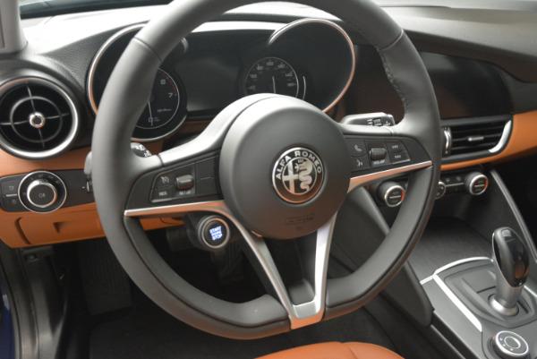 New 2017 Alfa Romeo Giulia Q4 for sale Sold at Aston Martin of Greenwich in Greenwich CT 06830 13