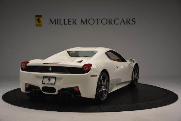Used 2012 Ferrari 458 Spider for sale Sold at Aston Martin of Greenwich in Greenwich CT 06830 19