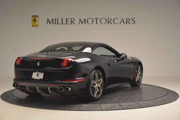 Used 2017 Ferrari California T for sale Sold at Aston Martin of Greenwich in Greenwich CT 06830 19