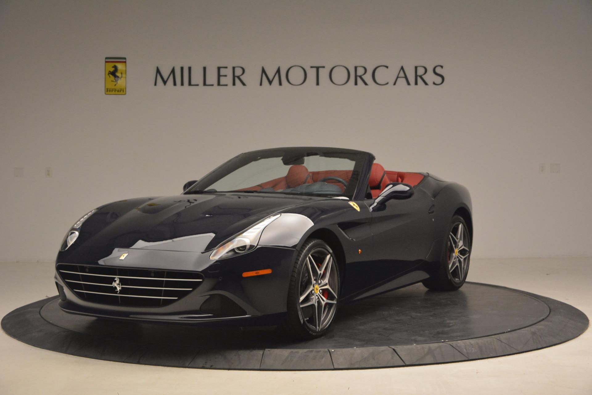 Used 2017 Ferrari California T for sale Sold at Aston Martin of Greenwich in Greenwich CT 06830 1