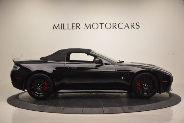 Used 2015 Aston Martin V12 Vantage S Roadster for sale Sold at Aston Martin of Greenwich in Greenwich CT 06830 15