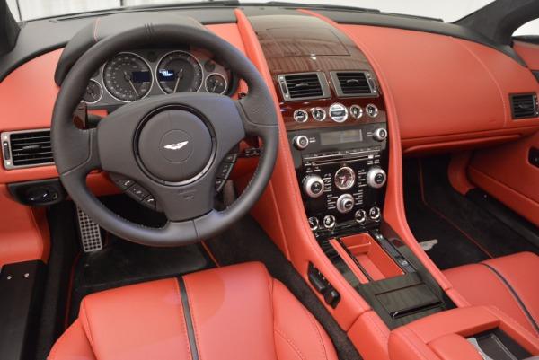 Used 2015 Aston Martin V12 Vantage S Roadster for sale Sold at Aston Martin of Greenwich in Greenwich CT 06830 21