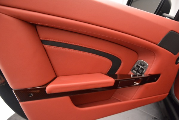 Used 2015 Aston Martin V12 Vantage S Roadster for sale Sold at Aston Martin of Greenwich in Greenwich CT 06830 23