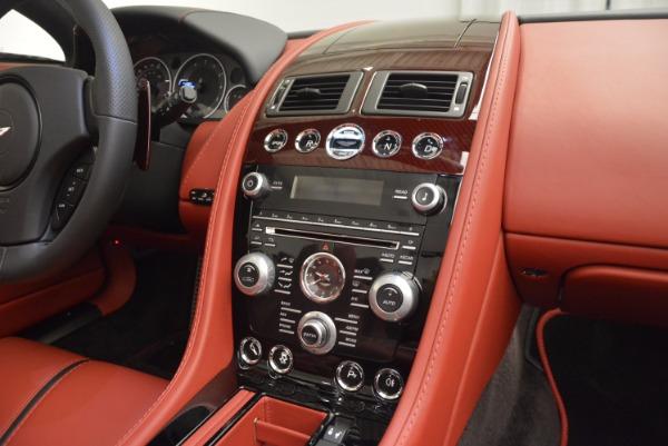 Used 2015 Aston Martin V12 Vantage S Roadster for sale Sold at Aston Martin of Greenwich in Greenwich CT 06830 25