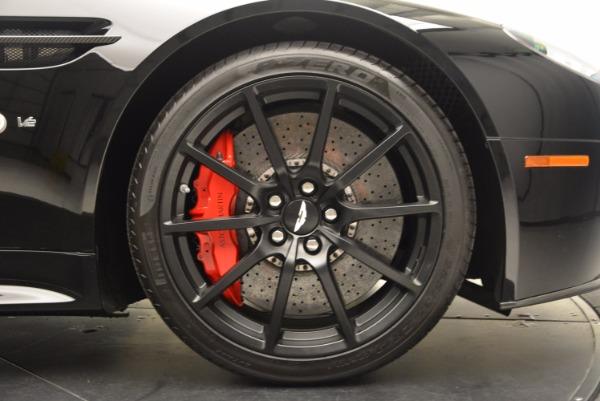 Used 2015 Aston Martin V12 Vantage S Roadster for sale Sold at Aston Martin of Greenwich in Greenwich CT 06830 26