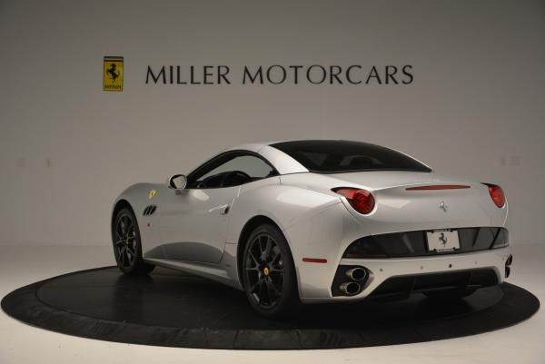 Used 2012 Ferrari California for sale Sold at Aston Martin of Greenwich in Greenwich CT 06830 17