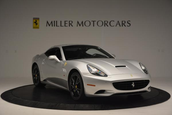 Used 2012 Ferrari California for sale Sold at Aston Martin of Greenwich in Greenwich CT 06830 23