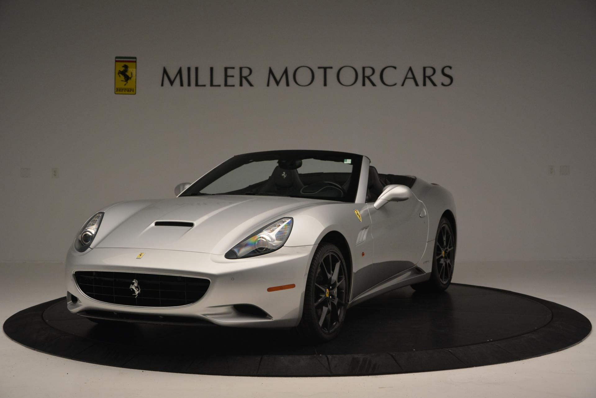 Used 2012 Ferrari California for sale Sold at Aston Martin of Greenwich in Greenwich CT 06830 1