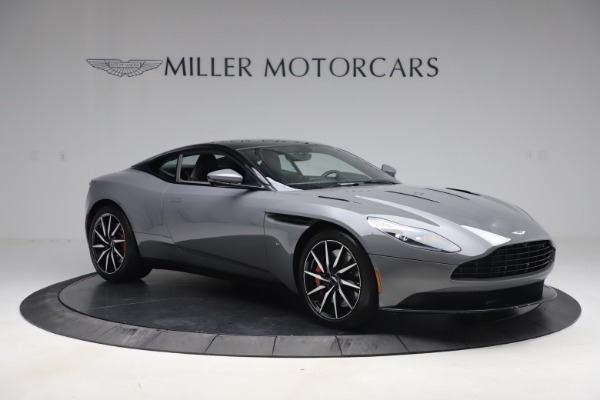 Used 2017 Aston Martin DB11 for sale $149,900 at Aston Martin of Greenwich in Greenwich CT 06830 10