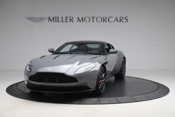 Used 2017 Aston Martin DB11 for sale $149,900 at Aston Martin of Greenwich in Greenwich CT 06830 12