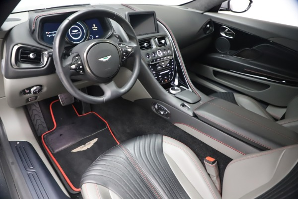 Used 2017 Aston Martin DB11 for sale $149,900 at Aston Martin of Greenwich in Greenwich CT 06830 13