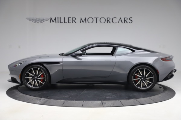 Used 2017 Aston Martin DB11 for sale $149,900 at Aston Martin of Greenwich in Greenwich CT 06830 2
