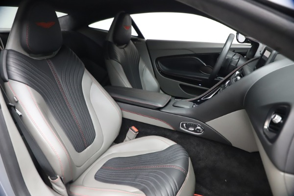 Used 2017 Aston Martin DB11 V12 for sale $149,900 at Aston Martin of Greenwich in Greenwich CT 06830 20