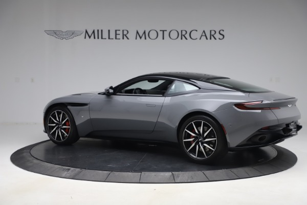 Used 2017 Aston Martin DB11 V12 for sale $149,900 at Aston Martin of Greenwich in Greenwich CT 06830 3