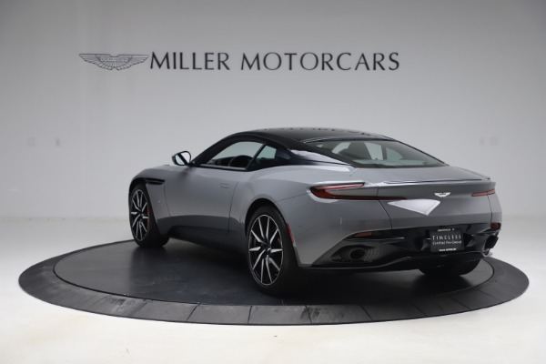 Used 2017 Aston Martin DB11 V12 for sale $149,900 at Aston Martin of Greenwich in Greenwich CT 06830 4