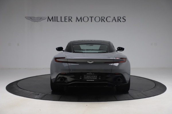 Used 2017 Aston Martin DB11 for sale $149,900 at Aston Martin of Greenwich in Greenwich CT 06830 5