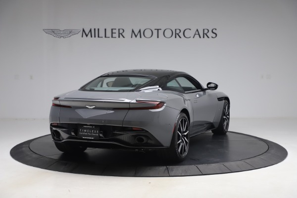 Used 2017 Aston Martin DB11 V12 for sale $149,900 at Aston Martin of Greenwich in Greenwich CT 06830 6
