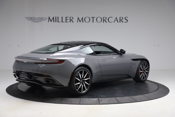 Used 2017 Aston Martin DB11 V12 for sale $149,900 at Aston Martin of Greenwich in Greenwich CT 06830 7