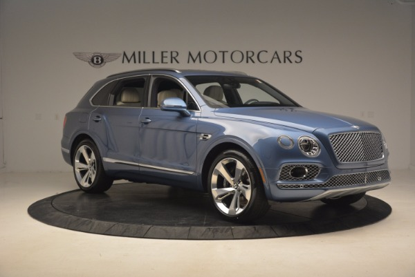 New 2018 Bentley Bentayga for sale Sold at Aston Martin of Greenwich in Greenwich CT 06830 10