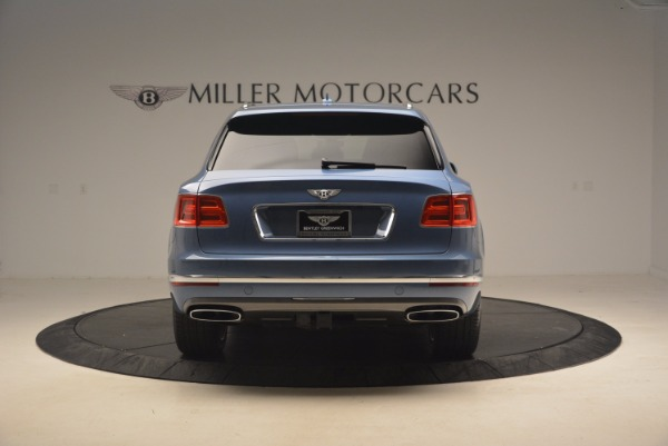 New 2018 Bentley Bentayga for sale Sold at Aston Martin of Greenwich in Greenwich CT 06830 6
