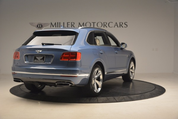New 2018 Bentley Bentayga for sale Sold at Aston Martin of Greenwich in Greenwich CT 06830 7