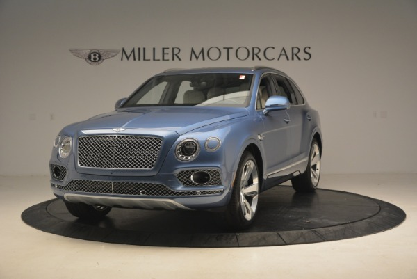 New 2018 Bentley Bentayga for sale Sold at Aston Martin of Greenwich in Greenwich CT 06830 1