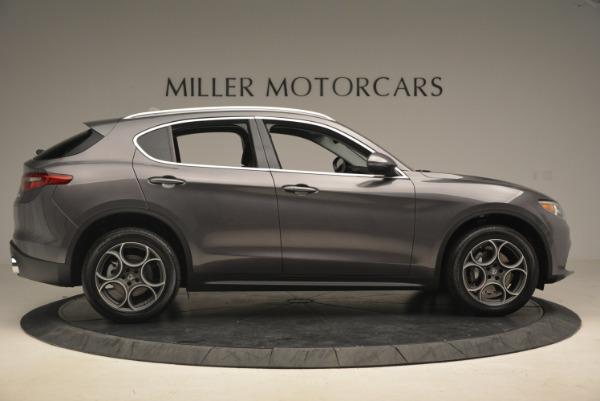 New 2018 Alfa Romeo Stelvio Q4 for sale Sold at Aston Martin of Greenwich in Greenwich CT 06830 9
