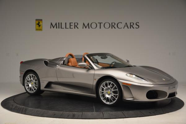 Used 2005 Ferrari F430 Spider 6-Speed Manual for sale Sold at Aston Martin of Greenwich in Greenwich CT 06830 10
