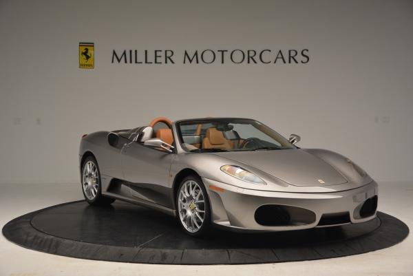 Used 2005 Ferrari F430 Spider 6-Speed Manual for sale Sold at Aston Martin of Greenwich in Greenwich CT 06830 11