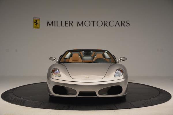 Used 2005 Ferrari F430 Spider 6-Speed Manual for sale Sold at Aston Martin of Greenwich in Greenwich CT 06830 12