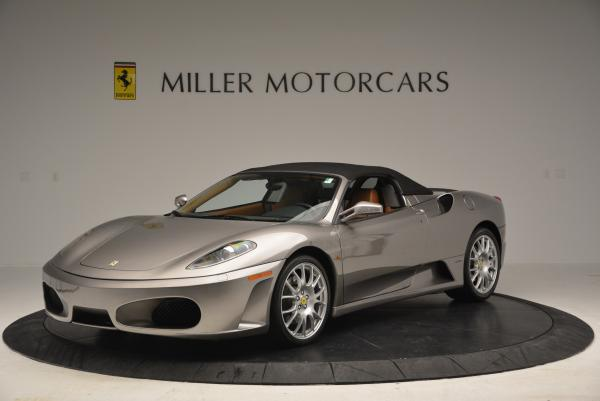 Used 2005 Ferrari F430 Spider 6-Speed Manual for sale Sold at Aston Martin of Greenwich in Greenwich CT 06830 13