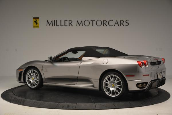 Used 2005 Ferrari F430 Spider 6-Speed Manual for sale Sold at Aston Martin of Greenwich in Greenwich CT 06830 16