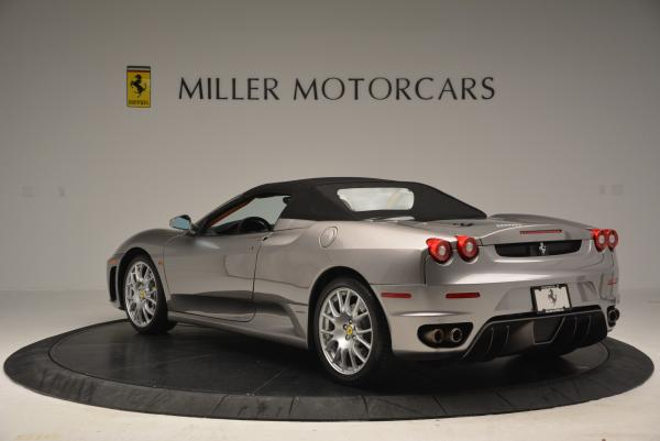 Used 2005 Ferrari F430 Spider 6-Speed Manual for sale Sold at Aston Martin of Greenwich in Greenwich CT 06830 17