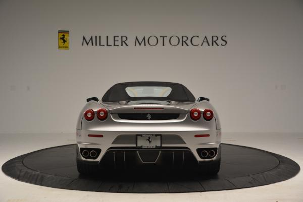 Used 2005 Ferrari F430 Spider 6-Speed Manual for sale Sold at Aston Martin of Greenwich in Greenwich CT 06830 18