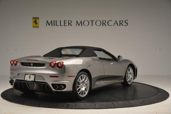 Used 2005 Ferrari F430 Spider 6-Speed Manual for sale Sold at Aston Martin of Greenwich in Greenwich CT 06830 19