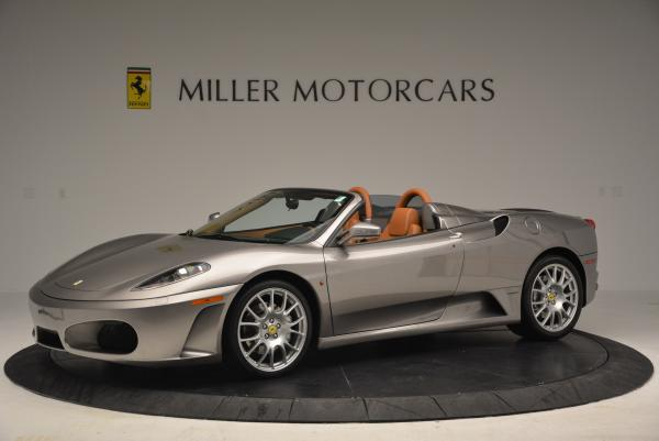 Used 2005 Ferrari F430 Spider 6-Speed Manual for sale Sold at Aston Martin of Greenwich in Greenwich CT 06830 2