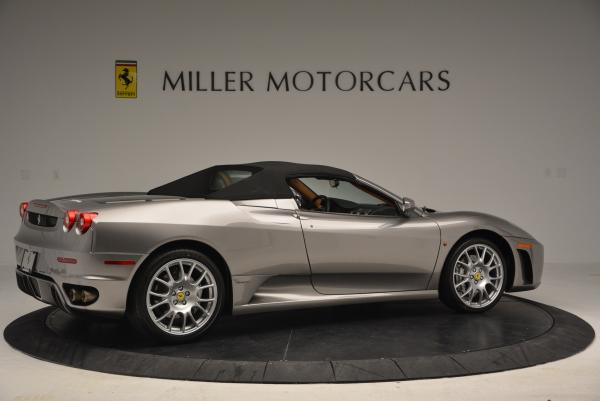 Used 2005 Ferrari F430 Spider 6-Speed Manual for sale Sold at Aston Martin of Greenwich in Greenwich CT 06830 20