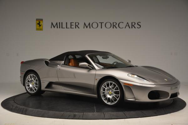 Used 2005 Ferrari F430 Spider 6-Speed Manual for sale Sold at Aston Martin of Greenwich in Greenwich CT 06830 22
